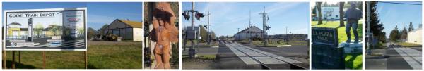 Cotati SMART Train Depot