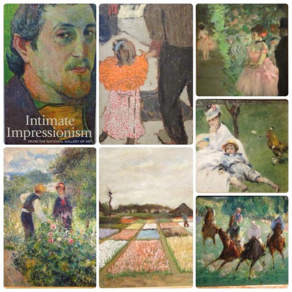 Intimate Impressionism #1