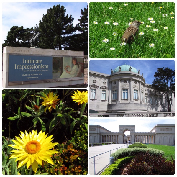 Intimate Impressionism - Legion of Honor, San Francisco, CA