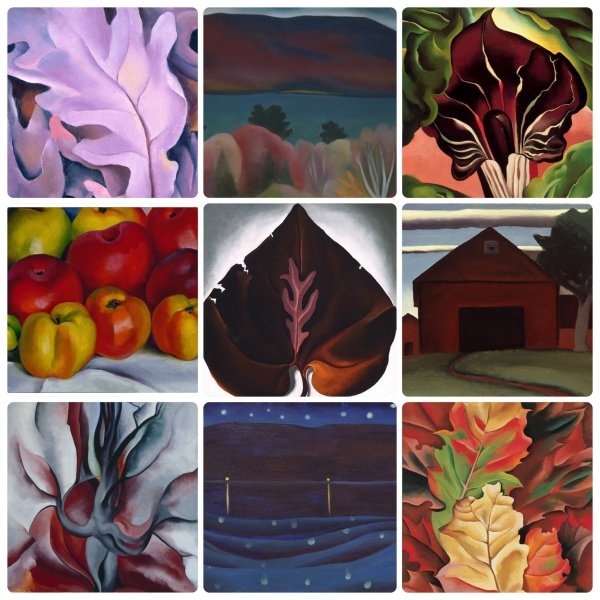 Modern Nature: Georgia O'Keeffe and Lake George - de Young Fine Arts Museum #