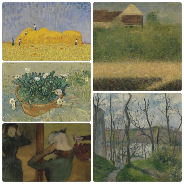 Masterworks from Mellon Collection given to Virginia Museum of Fine Arts (VMFA)