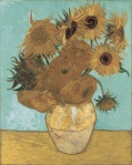Fourteen Sunflowers – Vincent Van Gogh, Aug 1888