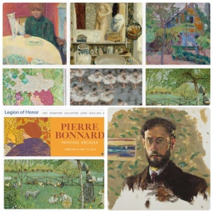 Pierre Bonnard exhibition - Legion of Honor